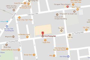 Cháy chung cư cao cấp F.Home ở Đà Nẵng, cột khói bốc cao