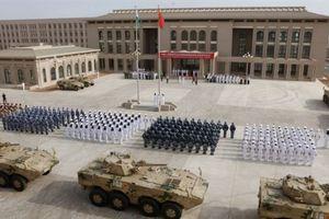 Mỹ cảnh báo nguồn laser mạnh gần căn cứ của Trung Quốc