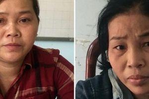 Bắt 2 chị em ruột bán 6 người phụ nữ Campuchia qua Trung Quốc
