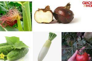 12 cách phòng bệnh tăng huyết áp nhờ ăn uống theo bài thuốc cổ truyền