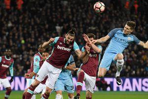 Trực tiếp West Ham vs Man City, Link xem trực tiếp vòng 36 Ngoại hạng Anh