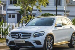 Thị trường ô tô Việt: Bảng giá xe Mercedes mới nhất tháng 5/2018