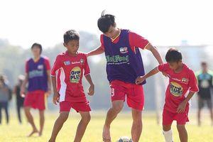 Thêm Học viện bóng đá xuất hiện tại TPHCM