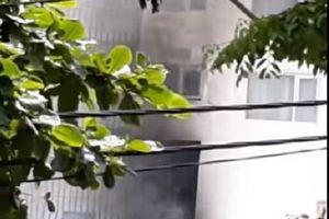 Đà Nẵng: Cháy chung cư cao cấp 27 tầng