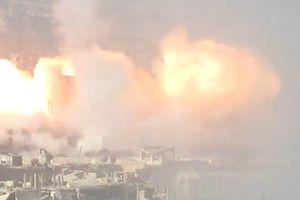 Quân đội Syria tung đòn chia cắt IS trong chảo lửa để tiêu diệt