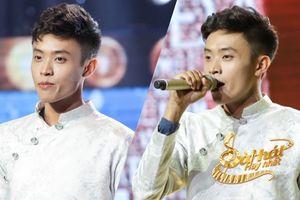 'Nữ hoàng trật nhịp' Quốc Huy được giải cứu: Từ nhạc Mông Cổ thành hào hùng Việt Nam