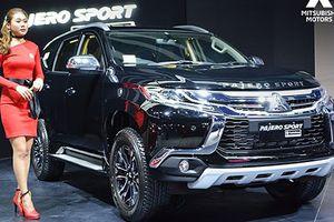 Mitsubishi Pajero Sport 2018 bản giới hạn giá 878 triệu đồng