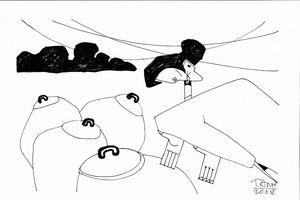 Chuyện mười lẵm năm sà - Truyện ngắn của Trúc Thiên