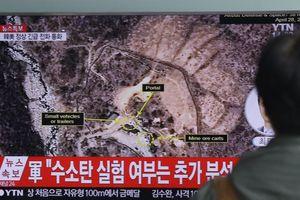 Triều Tiên mời Mỹ, Hàn chứng kiến đóng bãi thử hạt nhân vào tháng 5