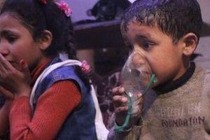 Phương Tây cáo buộc vụ 'tấn công hóa học' ở Syria từ xa?