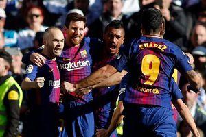 Deportivo - Barca: 'Gã khổng lồ' lên ngôi vô địch La Liga?