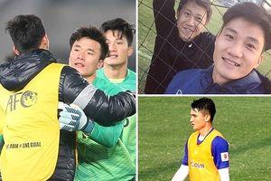 Những 'người hùng' U23 Việt Nam phải sắm vai dự bị tại V-League 2018