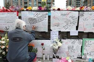 Canada mở rộng điều tra vụ lao xe vào đám đông