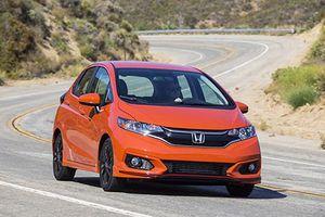 Honda Jazz 2019 giá 389 triệu đồng 'đấu' Toyota Yaris