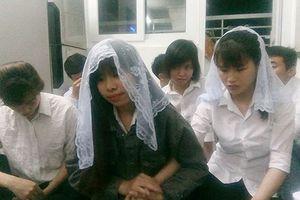 Công an phát hiện 12 người sinh hoạt trái phép đạo Thánh đức chúa trời