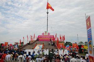 Hàng vạn trái tim hướng về Lễ hội Thống nhất non sông