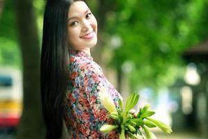 Không phải Đỗ Mỹ Linh, Thùy Dung mới là nàng Hoa hậu chăm chỉ diện áo dài nhất
