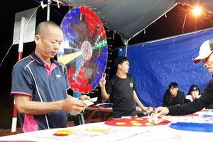Triệt phá 2 sòng bạc trong Hội chợ thương mại Tây nguyên - Đà Lạt
