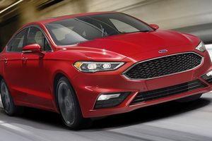Ford ngừng bán các mẫu xe sedan tại Bắc Mỹ