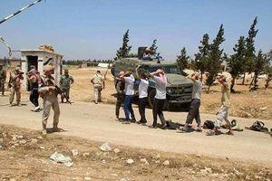 Phiến quân ở nam Damascus đồng loạt buông súng đầu hàng SAA