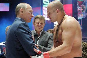 Võ sĩ MMA quen Tổng thống Putin bị FBI điều tra