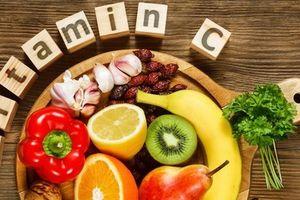Bất ngờ: Vitamin C làm giảm khả năng sinh sản