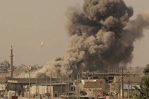 Căn cứ quân sự của Syria lại trúng tên lửa, Israel bị nghi ngờ