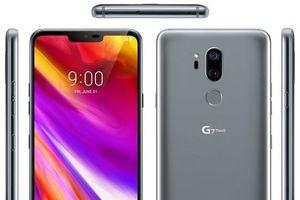 Smartphone mới nhất của LG, G7 ThinQ, có gì hấp dẫn?