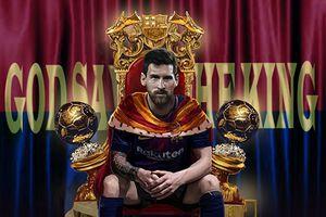 Barca khẳng định vị thế 'vua La Liga' 10 năm qua