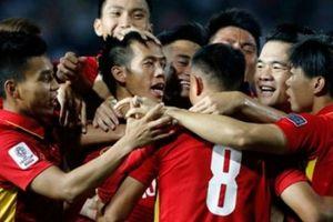 ĐT Việt Nam gặp 2 đối thủ mạnh trên sân nhà tại AFF Cup 2018