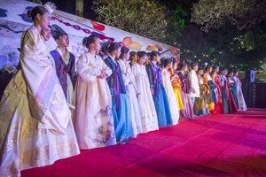 Đặc sắc nghệ thuật Hàn Quốc tại Festival Huế 2018