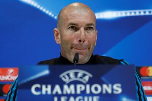 Zidane không lo về tương lai cho dù Real thất bại trước Bayern
