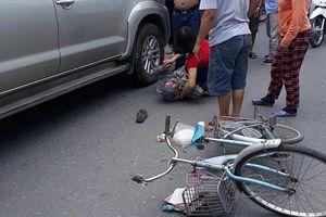 Diễn biến mới vụ tài xế xe bán tải lùi ngược chiều làm chết bà cụ