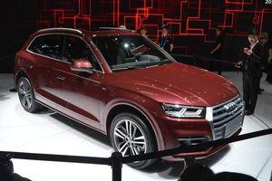 Audi Q5 trục cơ sở dài chính thức ra mắt