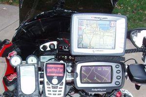 Ducati sắp trình làng siêu phẩm tích hợp radar trước và sau