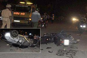 Vụ tai nạn liên hoàn đêm 30/4 ở Biên Hòa: Một nạn nhân đã tử vong