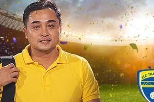 HLV Nguyễn Đức Thắng trở thành tân HLV trưởng của FLC Thanh Hóa