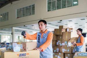 EMS Việt Nam nhận giải Bạc về Chất lượng dịch vụ EMS