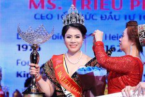 Hoa hậu Nguyễn Thị Nhung mua bán hóa đơn ngàn tỉ: Công an kêu gọi ra đầu thú
