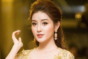 Á hậu Huyền My được bình chọn 'khủng', lọt top 64 Miss Grand Slam 2017
