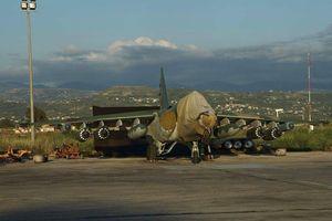 Nga điều 'quạ tử thần' Su- 25SM tới Syria: Ác mộng với quân thánh chiến