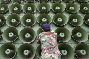 Hàn Quốc dỡ bỏ dàn loa tuyên truyền chống Triều Tiên