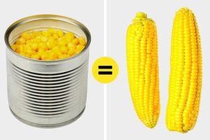 12 cách hiểu sai về thực phẩm hàng ngày nhiều người vẫn áp dụng