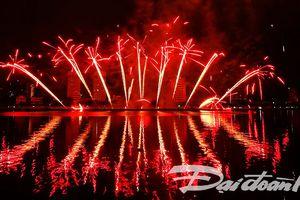 Khai mạc Lễ hội pháo hoa quốc tế Đà Nẵng