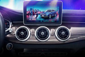 Traum Meet 3: Mẫu SUV Trung Quốc giá rẻ có dàn karaoke bên trong