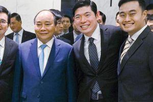 CEO Grab bày tỏ sự cảm kích lớn trước tầm nhìn của Thủ tướng Nguyễn Xuân Phúc