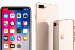 Apple từ bỏ đánh số cho các phiên bản iPhone ra mắt năm 2018 ?