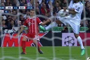 Trọng tài lại 'cứu' Real Madrid thoát penalty gây tranh cãi?