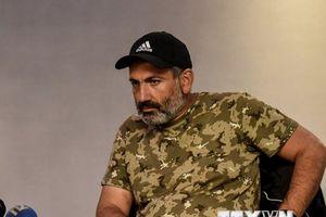 Quốc hội Armenia bác ứng cử viên thủ lĩnh đối lập làm Thủ tướng