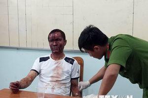 Ninh Thuận: Bắt khẩn cấp đối tượng chém chết cả mẹ và bà nội
